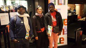 Les Chroniqueurs Citoyens aux Rencontres Cultures Numériques à Paris
