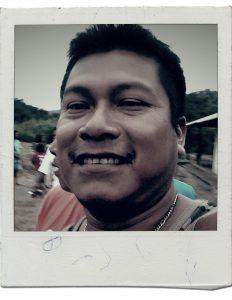 Portrait de David Kanha