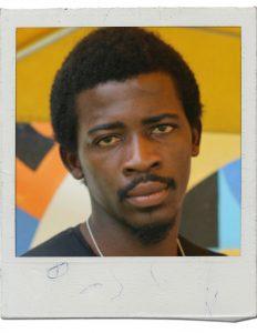 Portrait d'Ignace Djaba
