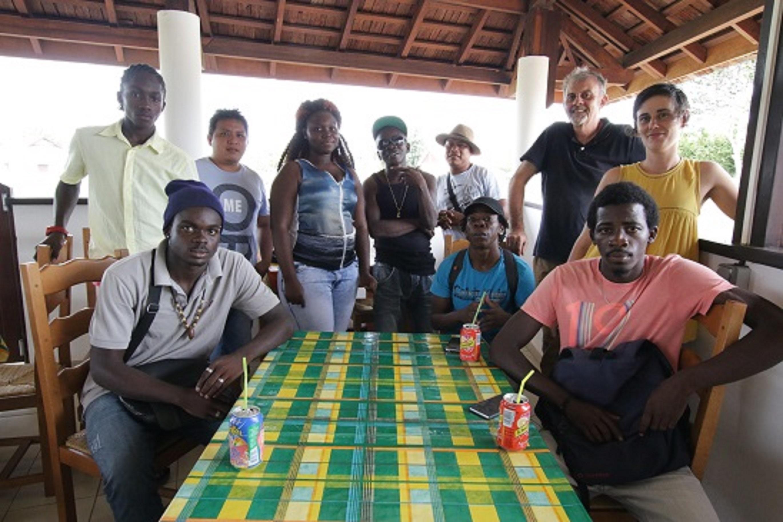 Chroniqueurs Citoyens à Maripa-Soula