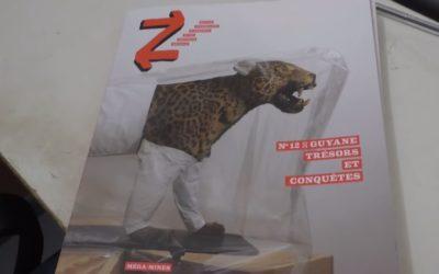 Trésors et Conquêtes : Présentation du numéro spécial Guyane de la Revue Z